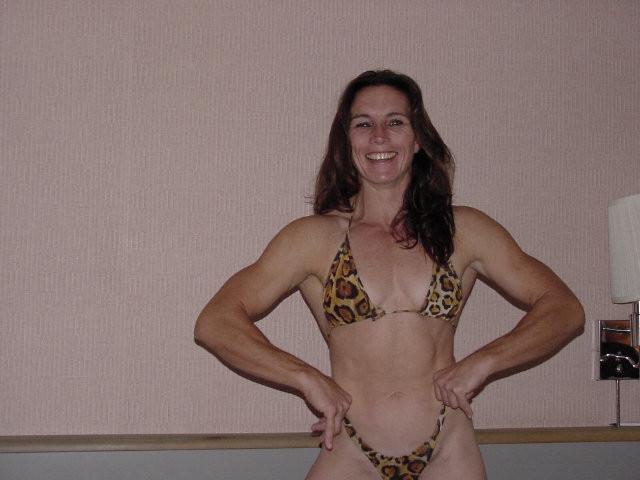Ziggy, Wrestler, FBB, Women's Grappling Pioneer