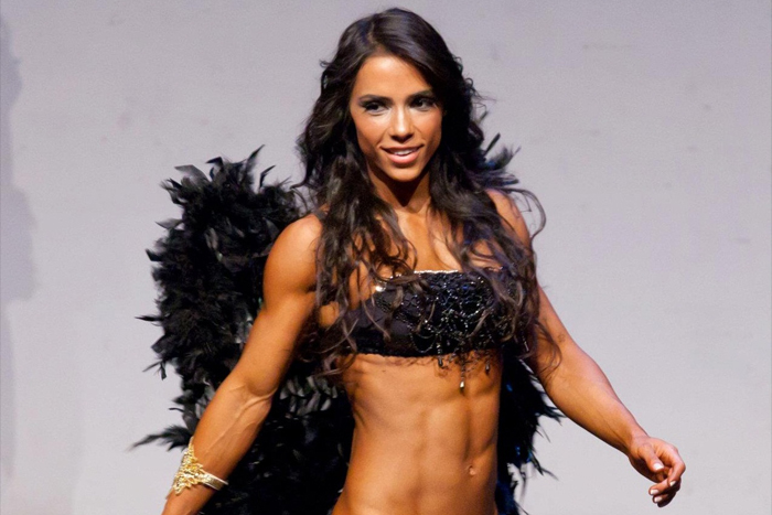 Andreia Brazier, Fitness Princess Who Spreads Stardust Globally