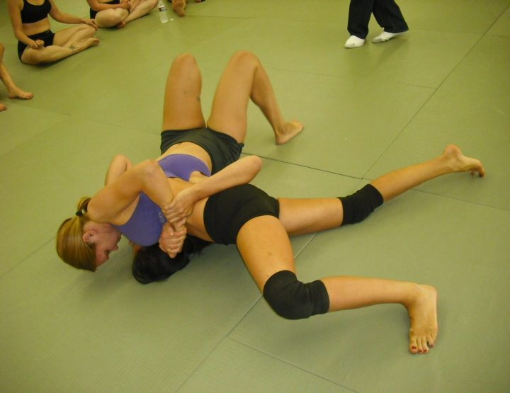 Top 5 Submissions Every Fem Submission Wrestler Must Know