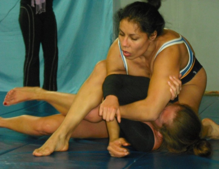 Isamar Gutierrez - A Sensational Wrestler And Recruiter!