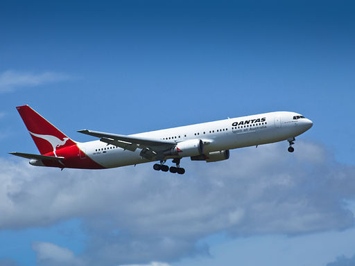 Female Wrestlers Listen Please! Qantas Has Been Great To Women.
