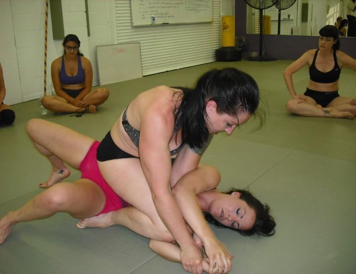 Mistress Kara - Great Submission Wrestler, Future Icon