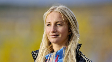 Sweden's  Sofia Mattsson, Wrestler, Shining Bright
