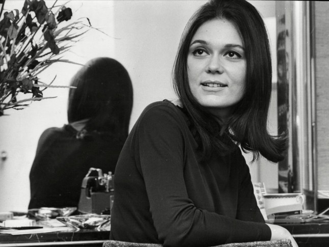 Gloria Steinem, 80, Still Marching And Trail Blazing