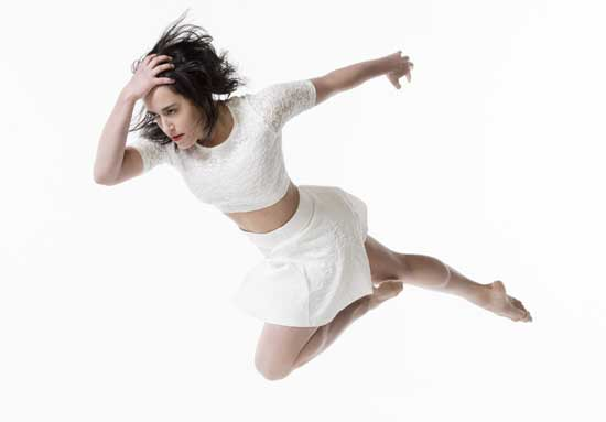 Jaclyn Walsh, A Dancer Busy Creating Artistic Magic