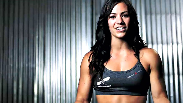 Camille Leblanc-Bazinet, Sensuous Fittest Woman On Earth