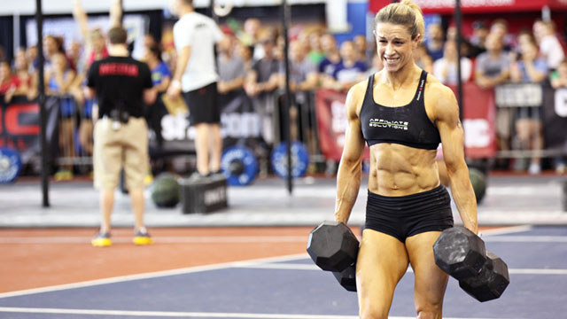 Jenn Jones, CrossFit Princess, Going Anywhere She Wants