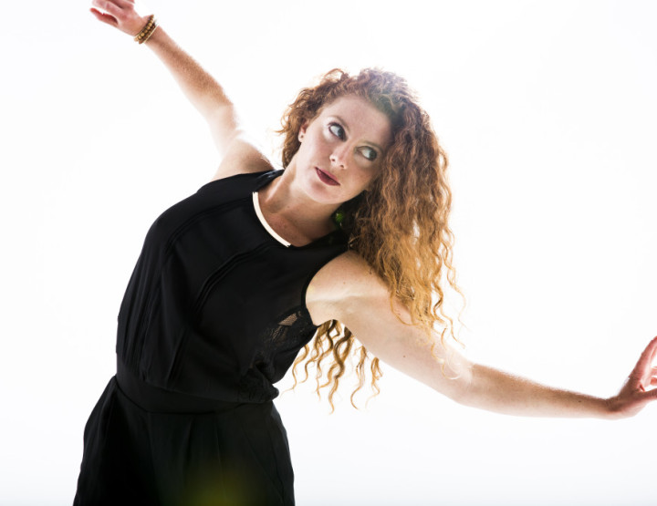 Loni Landon, A Dancer Creating Mesmerizing Tension