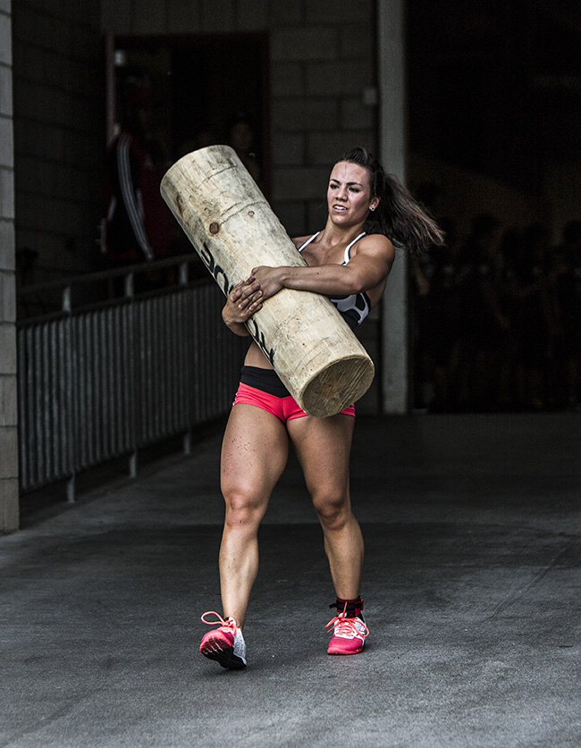 fciwomenswrestling.com article, crossfit.com photo