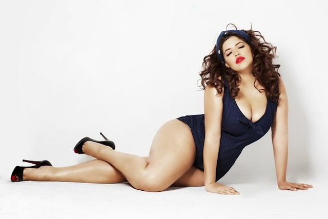Denise Bidot, Her Curves Are A Beautiful Plus