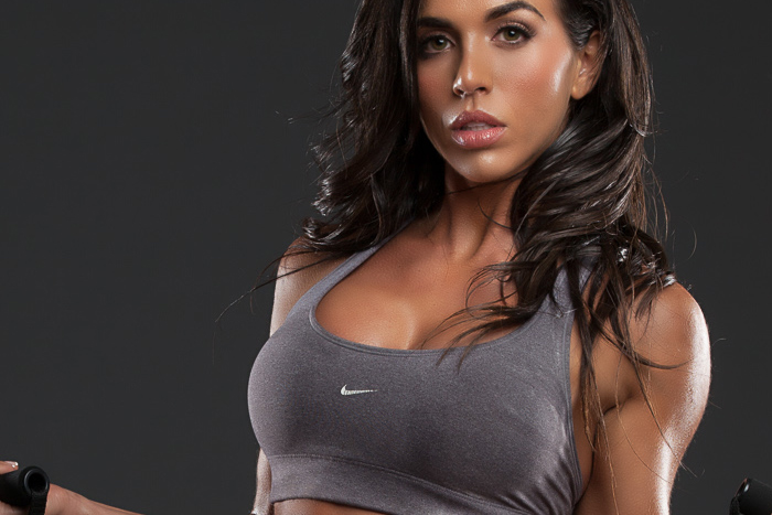 Ainsley Rodriguez, Miami Fitness Star, Perfect Virtual Reality