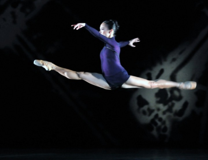 Frances Chung, Principal Dancer, San Francisco Ballet, Adventurous