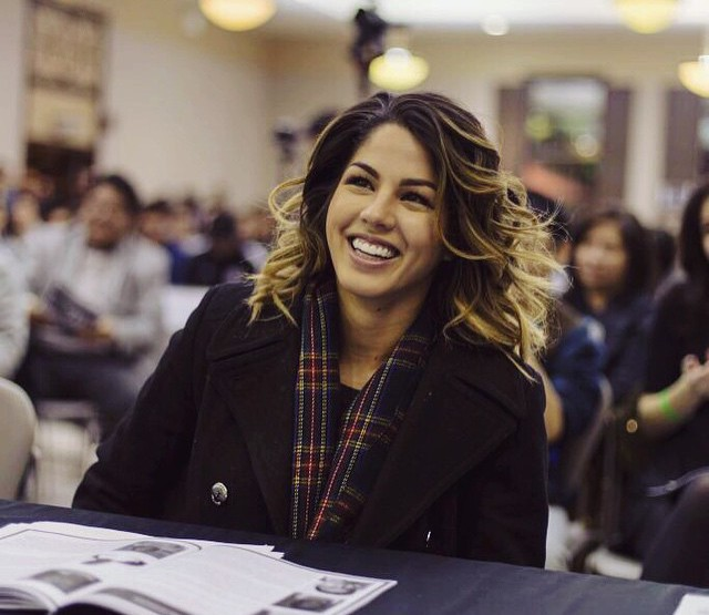 Megan Batoon, Dancer, All The Right Moves