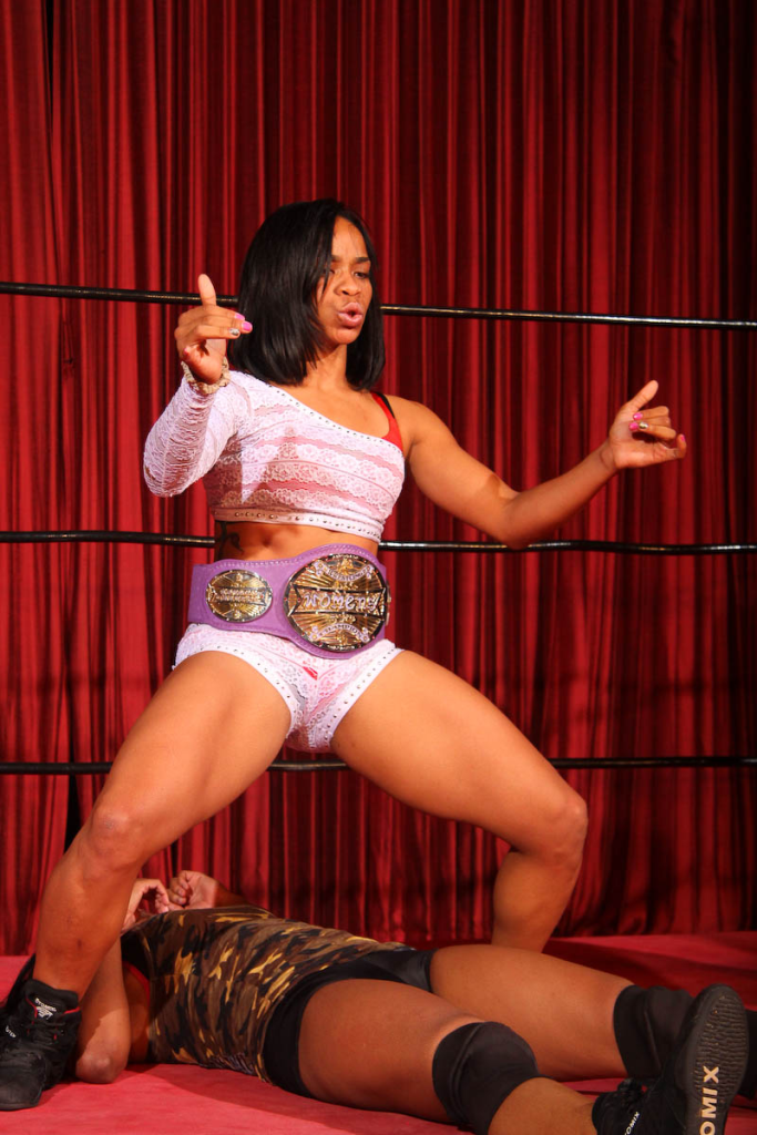 fciwomenswrestling.com article, prowrestling.wikia.com photo