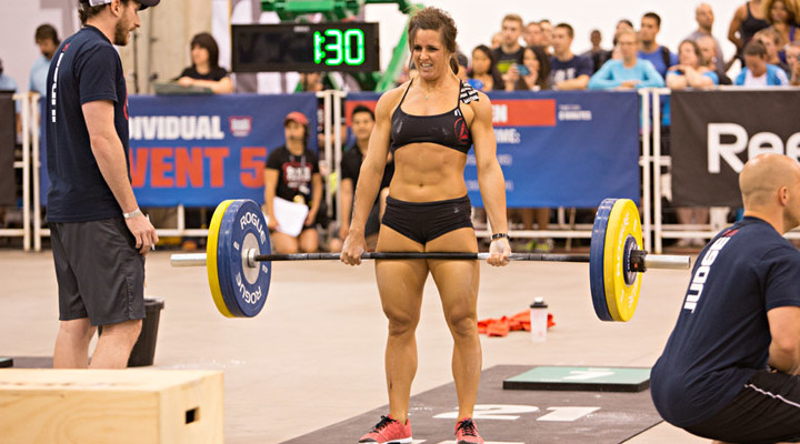 Stacie Tovar, Nebraska CrossFit Star, Tower Of Power