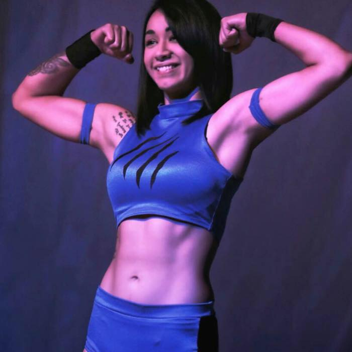 fciwomenswrestling.com article, facebook.com photo