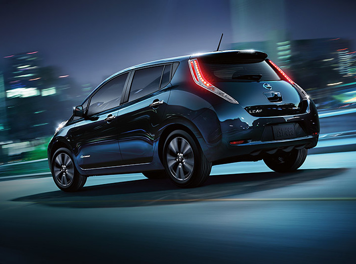 Nissan 2016 Leaf, Fun Driving Car, Environment Loves It