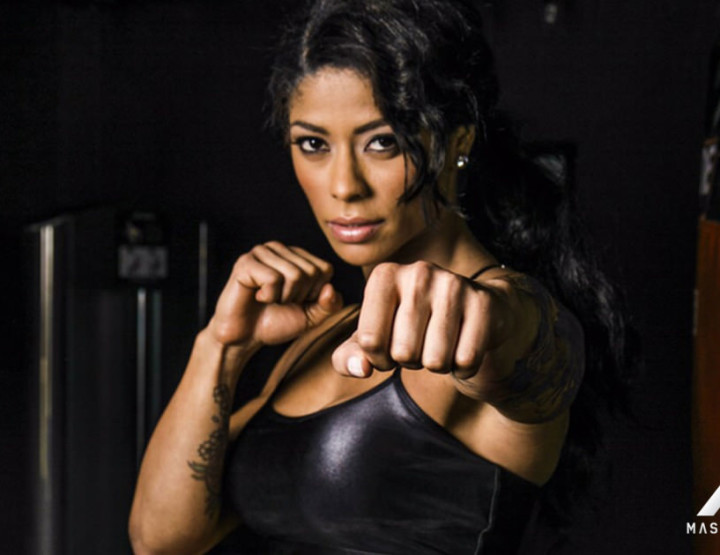 Massy Arias, Fitness Super Star, Leads Us Into The Light