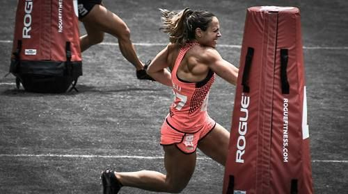 Alessandra Pichelli, Crossfit Iron Will, Competes Against The Best