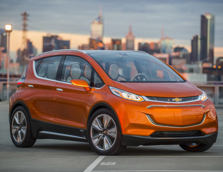 2017 Chevy Bolt, Est 200 Miles Per Battery Range, Eco-Friendly