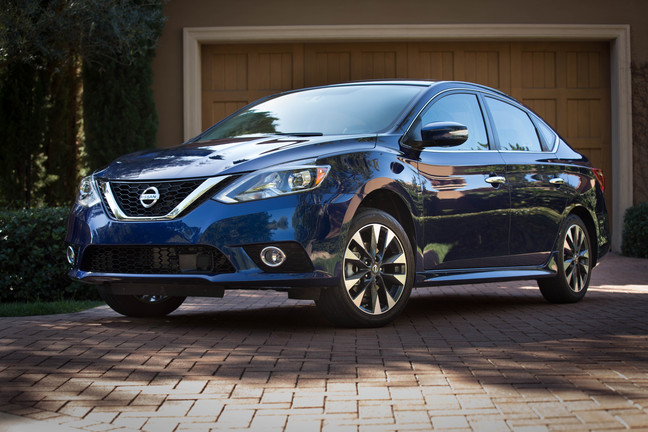 Female Wrestlers, 2016 Nissan Sentra, Great For City Driving