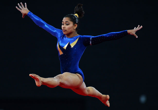 Dipa Karmakar, First Female Indian Gymnast To Secure Olympic Berth