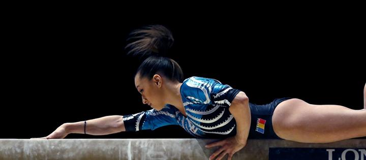 Larisa Iordache, Star Romanian Gymnast, Ready For Rio Challenge