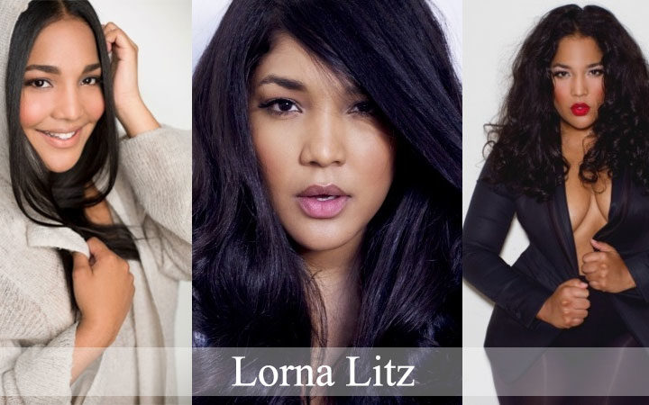 Lorna Litz, Shapely Model, Activist, TV Star, Curvy Girls