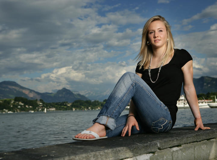 Ariella Kaeslin, Gorgeous Swiss Gymnast, All Dreams Possible