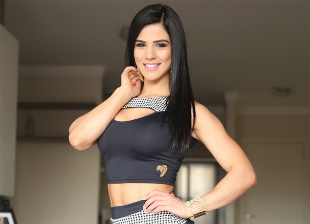 Eva Andressa, Fitness Star, Worthy Of Great Recognition