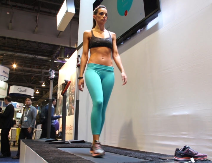 Fem Wrestlers: Treadmill Your Way To  A Perfect Body