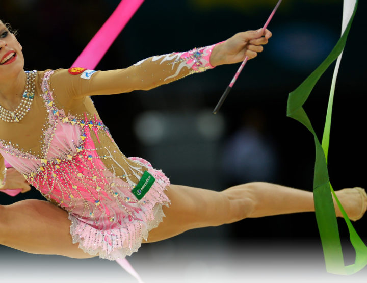 Yana Kudryavtseva, Elite Gymnast, Sets Records, Then Breaks Them