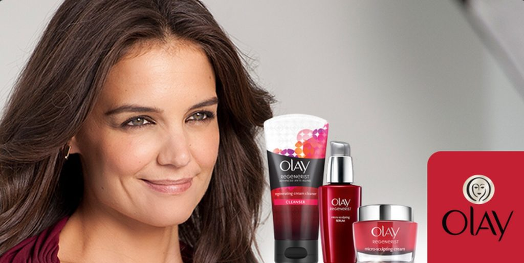 fciwomenswrestling.com article, Olay spokesperson photo credit