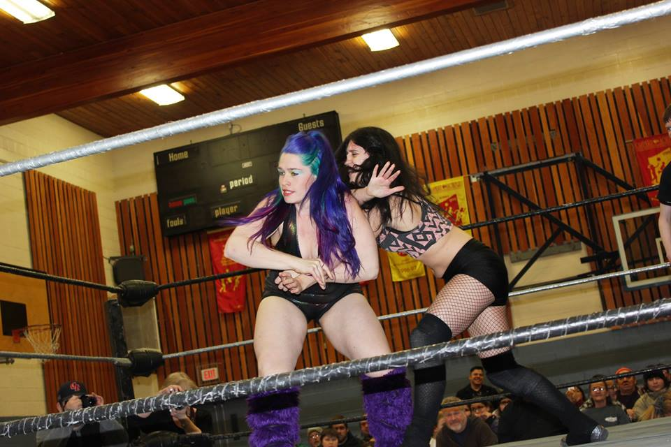 fciwomenswrestling.com article, northstarz.ca photo credit