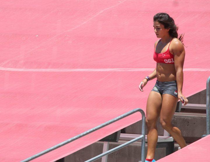 Lauren Fisher, Manteca CrossFit Super Star, Strong And Beautiful