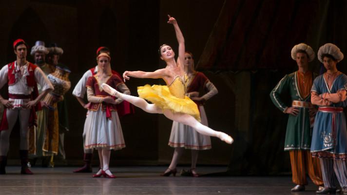 Stella Abrera, Elite Ballerina, Her Comeback Leads A Nation