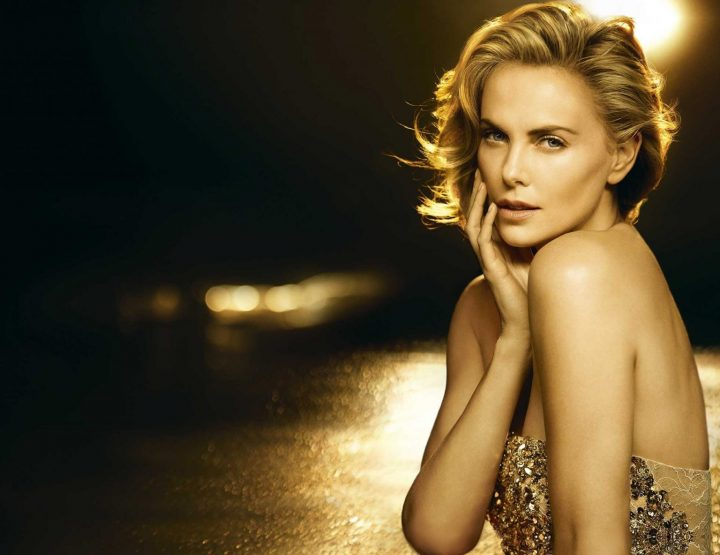 Session Girls: Charlize Theron, Christian Dior - Scent of Elegance