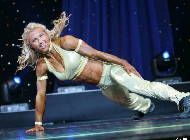 Julie Lohre, Platinum Personal Trainer, Premium Results