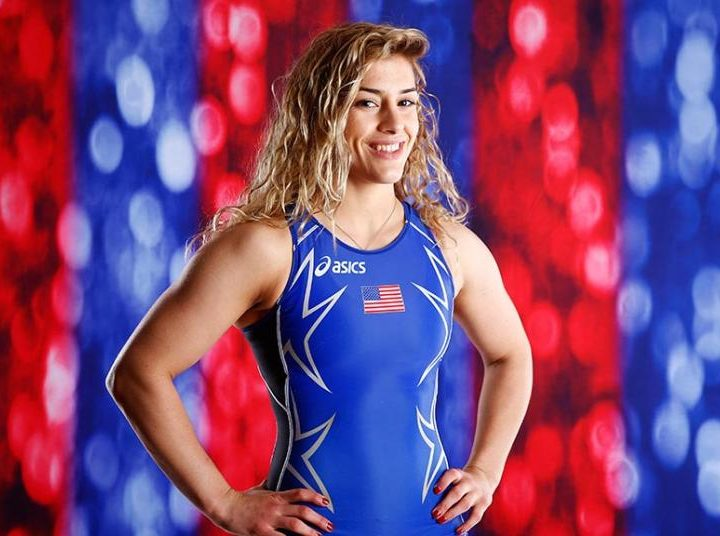 Helen Maroulis, Olympic Gold Medal Winner, It Is Her Time