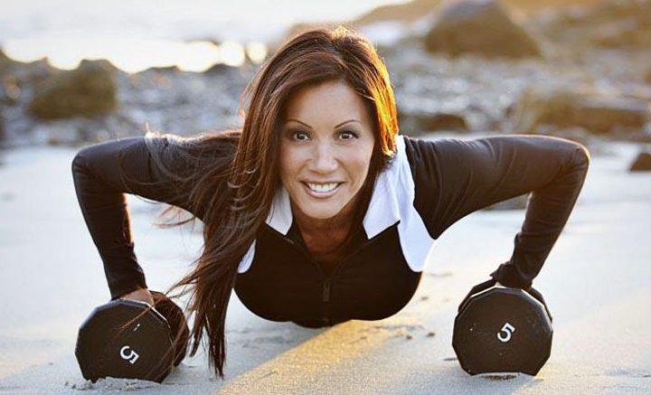 Kiana Tom, Award Winning TV Fitness Expert, Fabulous Fun