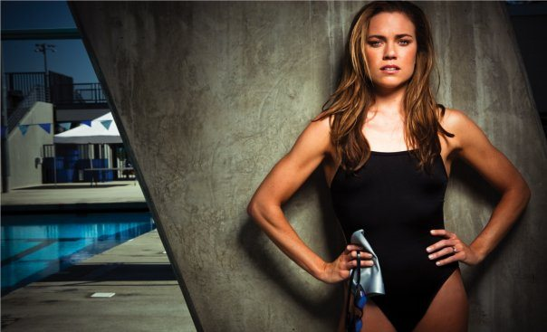 Natalie Coughlin, Star Olympic Swimmer, Healthy Foods Ambassador