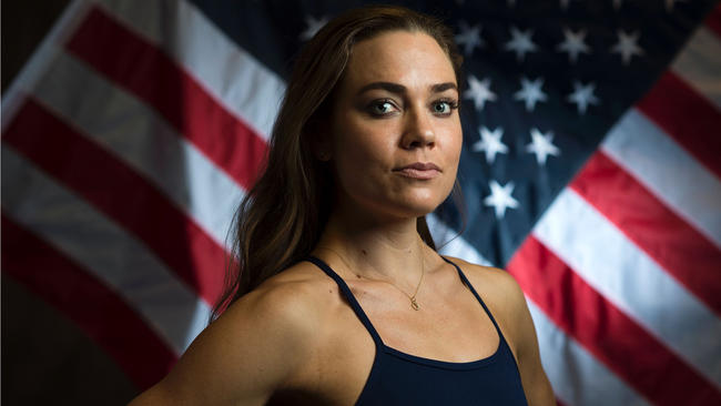 fciwomenswrestling.com article, nataliecoughlin.com Los Angeles Times photo