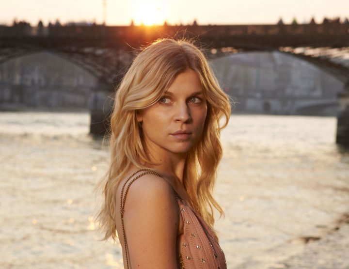 Clemence Poesy, Chloe Perfume And You, The Perfect Love Story