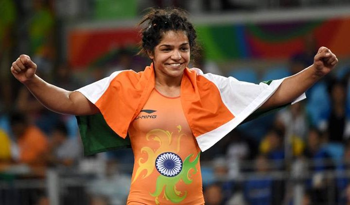 Sakshi Malik, Olympic Bronze Medal Wrestler, Daughter Of India