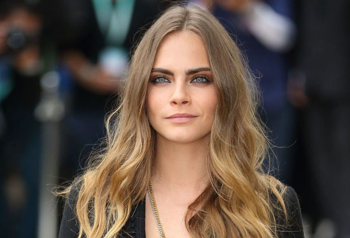 Cara Delevingne, Rimmel London Cosmetics And You, Looks Perfect