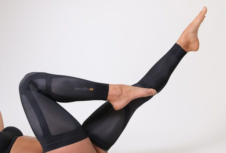 Female Grapplers, Need Knee Support? Enerskin May Be Your Solution