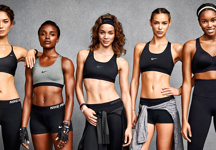 Female Athletes, A Great Sports Bra, Not Just Eye Candy, Here's Why