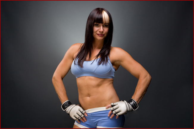 Deborah Ann Purcell, Fighter Girls, MMA Style Innovator