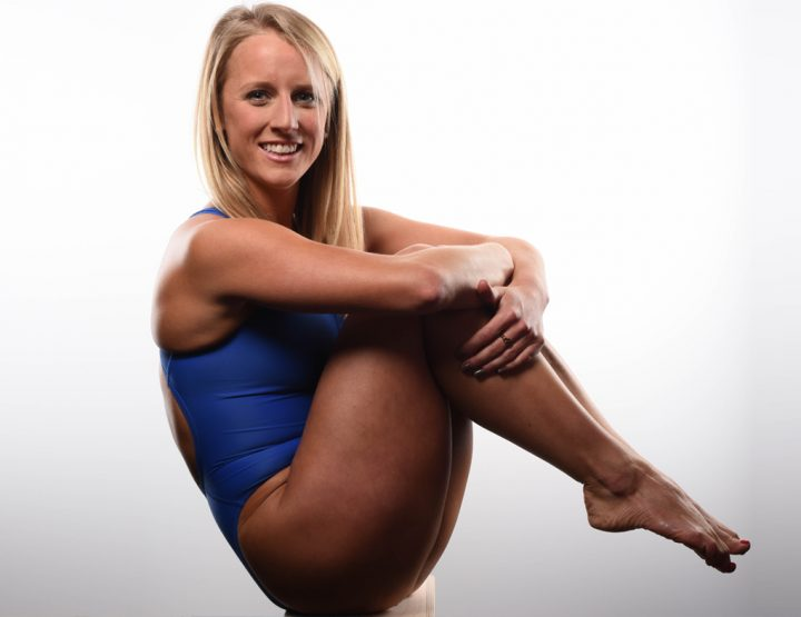 Abby Johnston, Star Olympic Diver, Changing Lives, Soon Saving Them