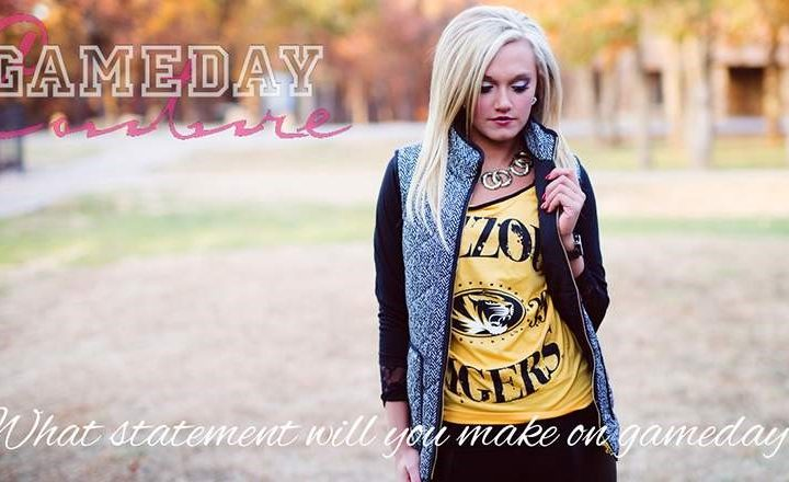 Gameday Couture, Exciting Female Fashion For College Game Day